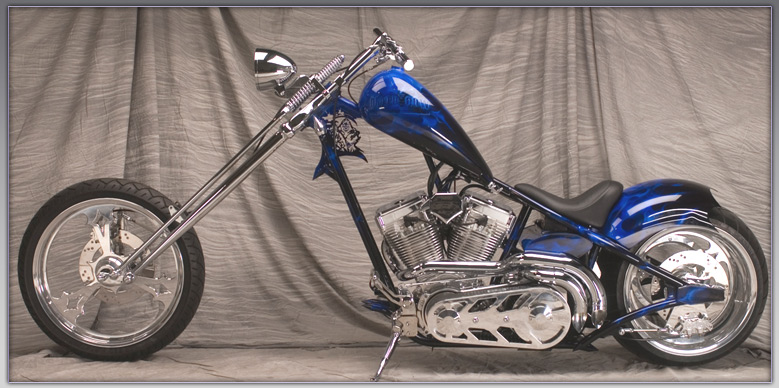 American Dream Cycles - Chopper Lethal Injection by Death Row ...
