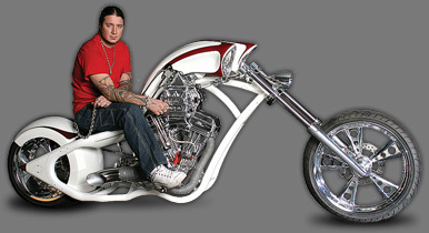Paramount Cycles Choppers Pro Street And Custom Bikes