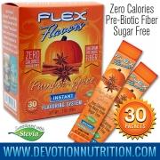 Flex Flavors Pumpkin Spice