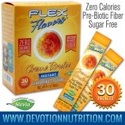 Flex Flavors Creme Brulee