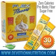 Flex Flavors Lemon Meringue