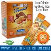 Flex Flavors Peanut Butter Crunch