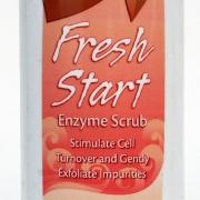 lucre naturals fresh start face cleanser