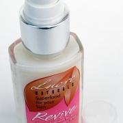 lucre naturals revive face serum