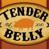 Package Design for Tenderbelly Bacon
