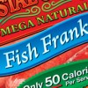 Package Design for Crystal Springs Fish Franks