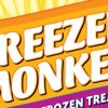 Package Design for Freezer Monkey Gourmet Popsicles