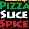 Shrink Sleeve Design for Pizza Slice Spice Seasoning