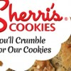 Wrapper Design for Sherri's Cookies