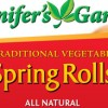 Wrapper Design for Jennifer's Garden Spring Rolls