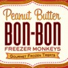 Freezer Monkey's Bon Bon Ice Cream Box Design
