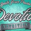Devotion Nutrition Protein Powder Shrink Sleeve Design