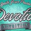 Devotion Nutrition Protein Powder Shrink Sleeve Design