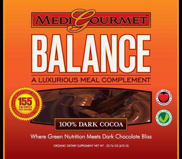 Package Design for Medi-Gourmet Balance