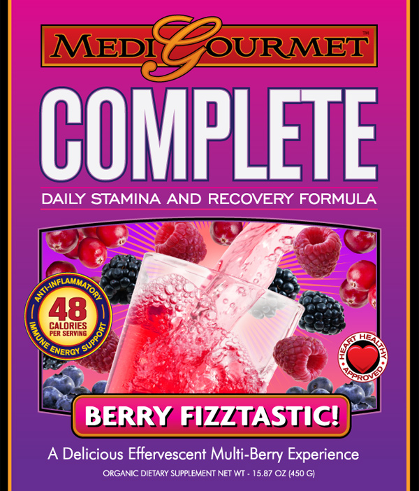 Package Design for Medi-Gourmet Complete