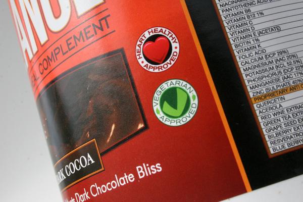 Medi Gourmet Balance Label