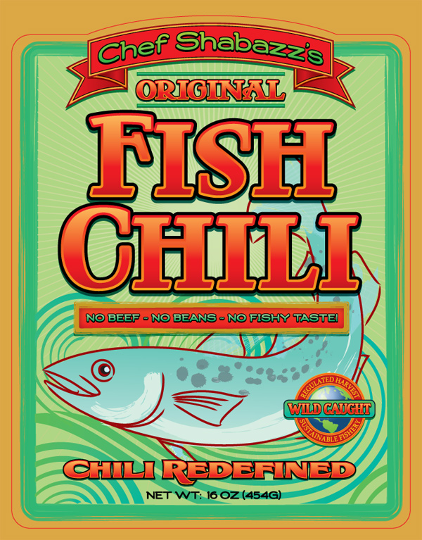 Updated Fish Chili Package Design Comp