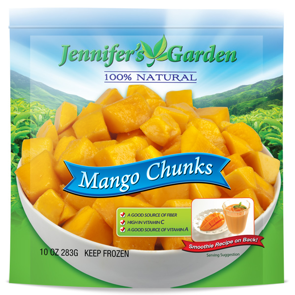 Mango Stand Up Pouch Design Jennifers Garden