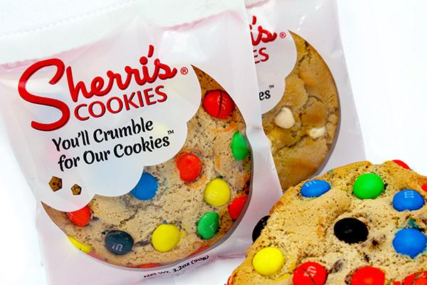 Sherri's Cookie Wrapper Bag