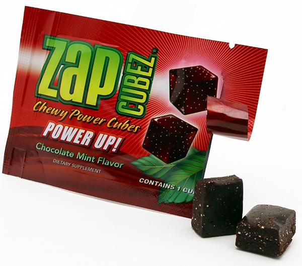 Zap Cubez Sample Pouch