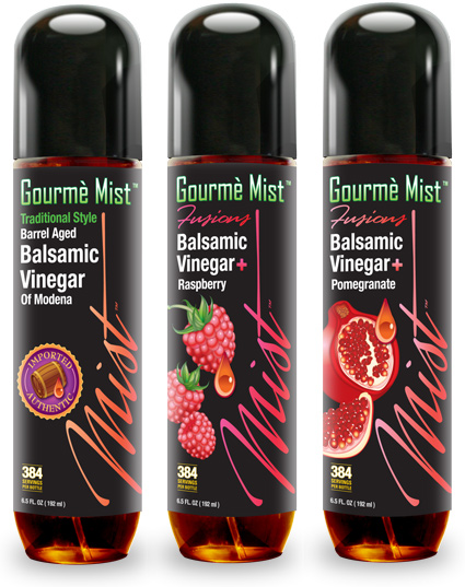 Balsamic Vinegar Product Packaging Design